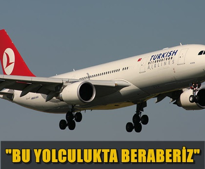 TÜRK HAVA YOLLARI'NDAN YENİ REKLAM!