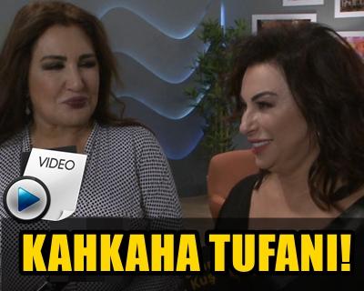 NİLGÜN BELGÜN İLE '4 KÖŞE'YE NÜKHET DURU DAMGASINI VURDU!..
