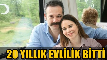 ÜNLÜ ÇİFT HERKESTEN HABERSİZ SESSİZ SEDASIZ BOŞANDI!..