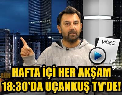 UÇANKUŞ TV'DE 'GÜNÜN OLAYI' PROGRAMI GÜNDEME DAMGASINI VURACAK!