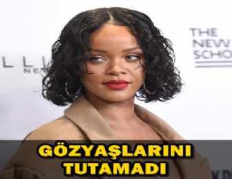 DÜNYACA ÜNLÜ POP YILDIZI RIHANNA'NIN EN ACI GÜNÜ!..
