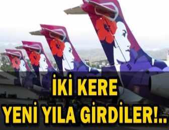 2018'DE KALKAN BİR UÇAK 2017'DE İNDİ!..