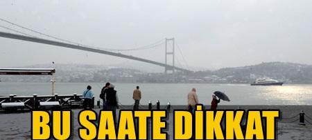 İSTANBUL'DA KAR YAĞIŞI NE ZAMAN BAŞLAYACAK? METEOROLOJİ AÇIKLADI