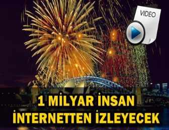 AVUSTRALYA'NIN BAŞKENTİ SYDNEY'DE KUTLAMALAR BAŞLADI!