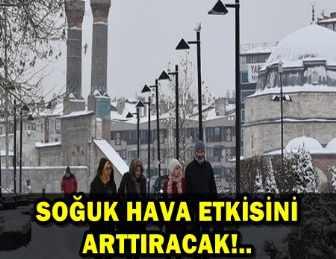 VATANDAŞLARIN DİKKATİNE! TERMOMETRELER -9 DERECE GÖSTERİYOR!.