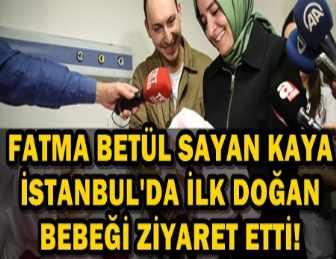 2018 YILININ İLK BEBEĞİ DÜNYAYA GELDİ!..