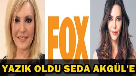 FOX TV,İZDİVAÇ AŞKI YÜZÜNDEN SEVİLEN SUNUCU SEDA AKGÜL'Ü KOVDU!