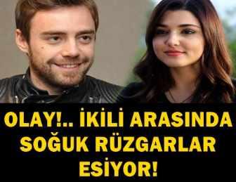 """HANDE ERÇEL VE MURAT DALKILIÇ ARASINDA """"ESKİ AŞK"""" KRİZİ!.."""
