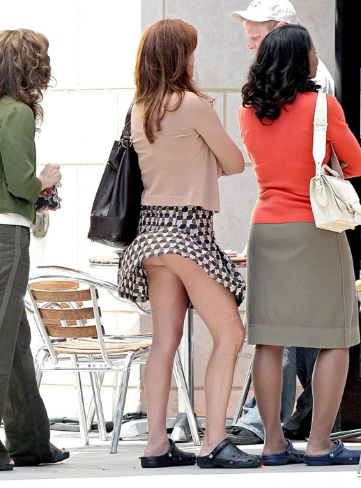 Что у девушек под юбками фото 67994 фотография