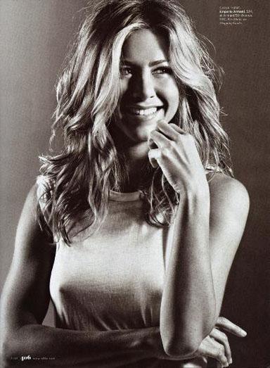 "Jennifer Aniston ""Elle""də!"