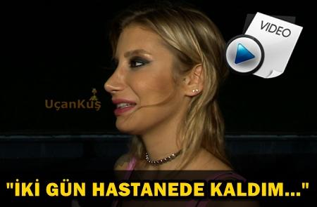 """İREM DERİCİ: """"DÜŞMEZ KALKMAZ BİR ALLAH!"""""""