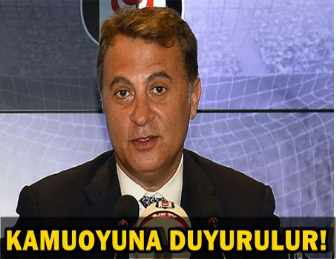 """""""FİKRET ORMAN'A ŞOK SUÇLAMA"""" HABERİ İÇİN KULÜPTEN AÇIKLAMA GELDİ"""