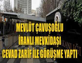 TÜRKİYE'DEN İRAN İLE KRİTİK GÖRÜŞME!..