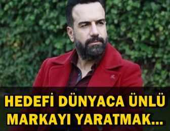ÜNLÜ ŞARKICI, FABRİKATÖR OLUYOR!..