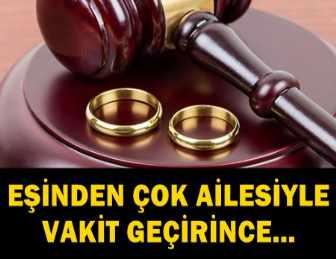YARGITAY'DAN EMSAL KARAR! YILLIK İZİN BOŞANMA SEBEBİ SAYILDI!.