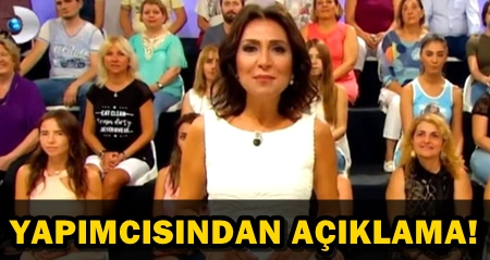 KANAL D 'GEL BARIŞALIM'IN KALDIRILDIĞI İDDİALARINI YALANLADI!